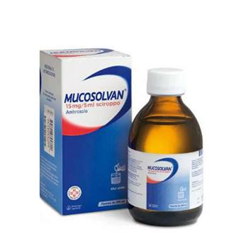 MUCOSOLVAN*SCIR 200ML 15MG/5ML