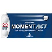 MOMENTACT*20CPR RIV 400MG