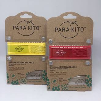 PARAKITO EFAS BRACC COLOR PLUS